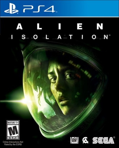Alien Isolation 7 de Octubre  criticsight