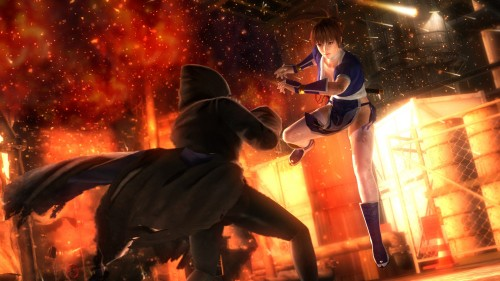 Dead Or Alive 5 Final Round Llegara a PS4, XBOX One, PS3 y XBOX 360, Trailer e Imágenes criticsight 1