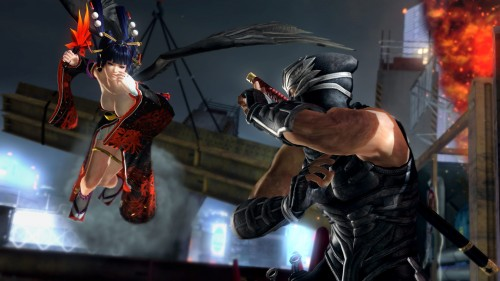 Dead Or Alive 5 Final Round Llegara a PS4, XBOX One, PS3 y XBOX 360, Trailer e Imágenes criticsight 4