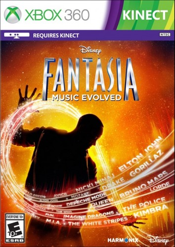 Fantasia Music Evolved Disponible en XBOX One y XBOX 360  criticsight
