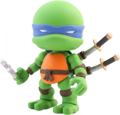 GAME TOYS Nuevas Figuras Action Vinyl Series 1 por The Loyal Subjects criticsight imagen 2 leonardo