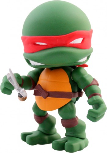 GAME TOYS Nuevas Figuras Action Vinyl Series 1 por The Loyal Subjects criticsight imagen 4 raphael rafael
