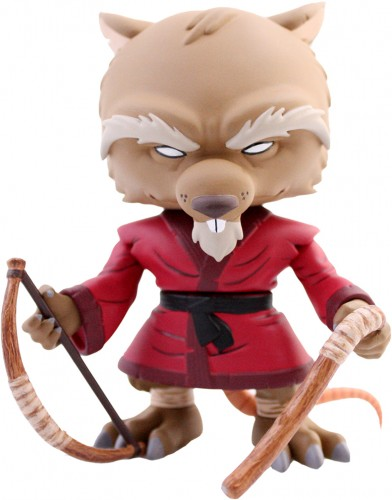 GAME TOYS Nuevas Figuras Action Vinyl Series 1 por The Loyal Subjects criticsight imagen 6 splinter