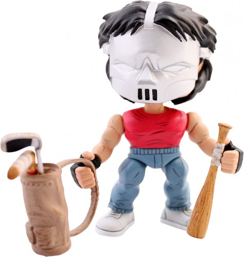 GAME TOYS Nuevas Figuras Action Vinyl Series 1 por The Loyal Subjects criticsight imagen 7 casey jones