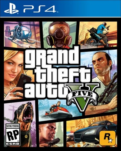 Grand Theft Auto V 18 de Noviembre criticsight