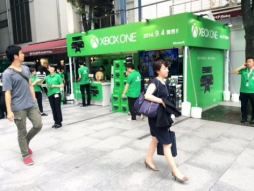 Japón no Esperaba al XBOX One criticsight 2