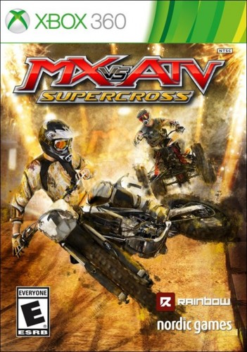 MX vs ATV Supercross Disponible en PS3 y XBOX 360 criticsight