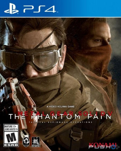 Metal Gear Solid VThe Phantom Pain  Diciembre disponible  en PS3, XBOX One, XBOX 360 y PS4 criticsight