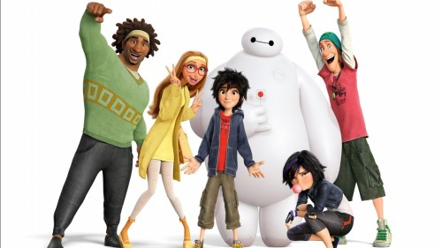 "Nuevo Promo de Big Hero 6 ""Emergency Preparedness"" (Seis Grandes Heroes) criticsight"