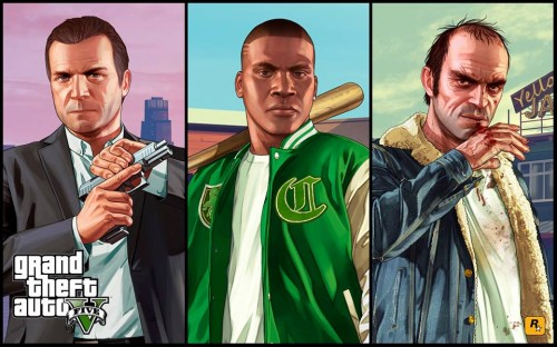 Nuevos Wallpapers de Grand Theft Auto V (GTA V) 2014 criticsight imagen 1