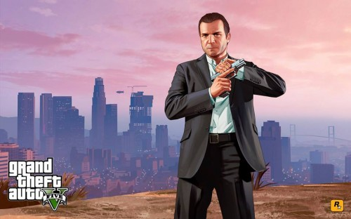 Nuevos Wallpapers de Grand Theft Auto V (GTA V) 2014 criticsight imagen 2