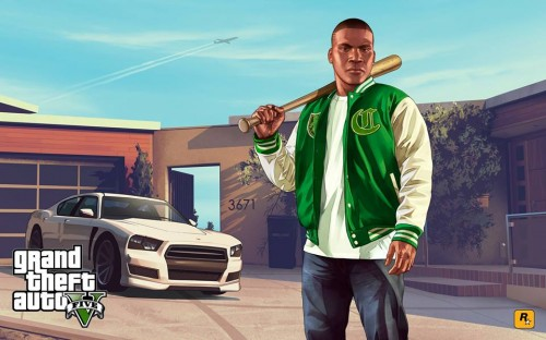 Nuevos Wallpapers de Grand Theft Auto V (GTA V) 2014 criticsight imagen 3