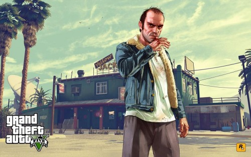 Nuevos Wallpapers de Grand Theft Auto V (GTA V) 2014 criticsight imagen 4