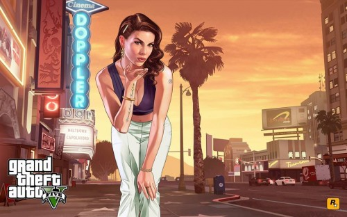 Nuevos Wallpapers de Grand Theft Auto V (GTA V) 2014 criticsight imagen 5