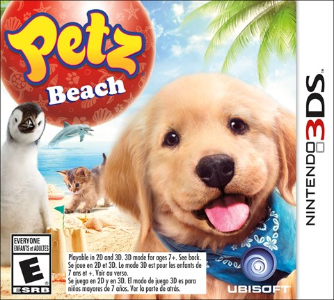Petz Beach solo en 3DS  criticsight