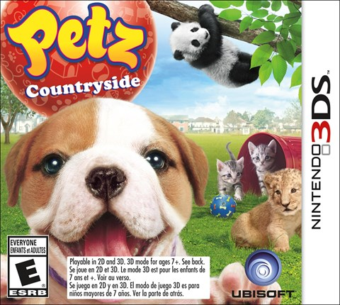 Petz Countryside solo en 3DS  criticsight