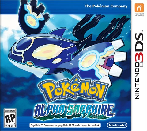 Pokemon Alpha Sapphire 21 de Noviembre disponible solo en 3DS criticsight