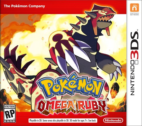 Pokemon Omega Ruby  21 de Noviembre  disponible solo en 3DS criticsight