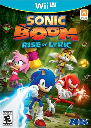 Sonic Boom Rise of Lyric 11 de Noviembre disponible solo en WII U  criticsight
