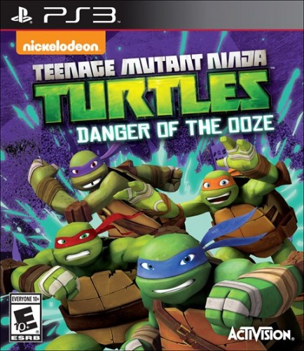 Teenage Mutant Ninja Turtles Danger of the Ooze Disponible en XBOX 360, 3DS y PS3 criticsight