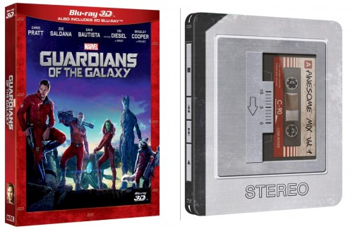 guardianes de la galaxia version uk blu ray 2014 november criticsight
