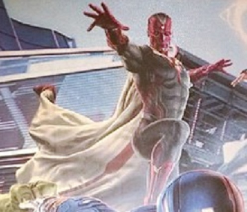 vision avengers age of ultron 2015 aspecto look criticsight