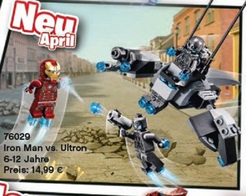 5 Iron Man VS Ultron criticsight 2015