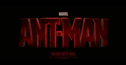 Ant Man logo trailer criticsight