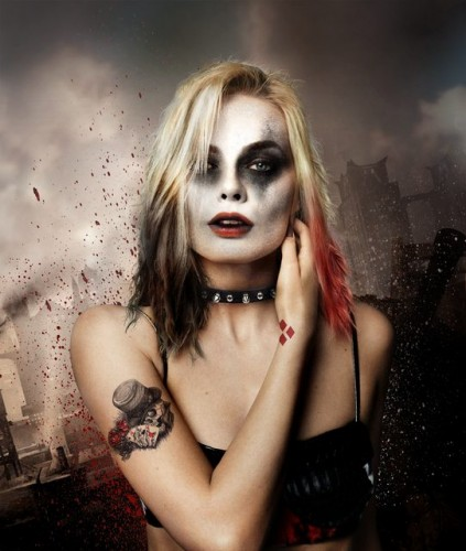 Harley Quinn  margot 2015 criticsight