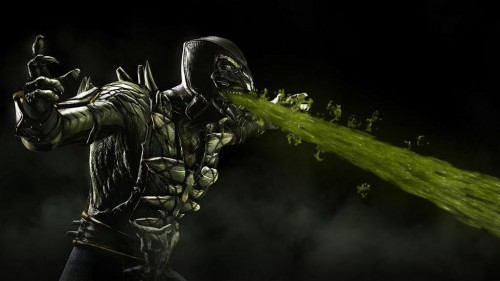 Llega Reptile a Mortal Kombat X criticsight 2015 wallpaper