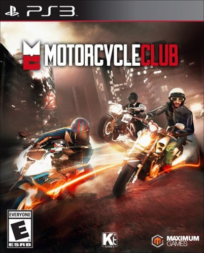 Motorcycle Club disponible en PS4 y PS3 criticsight