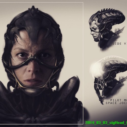 "Neill Blomkamp new alien movie película 2016 ""Alien"" criticsight imagen 1"