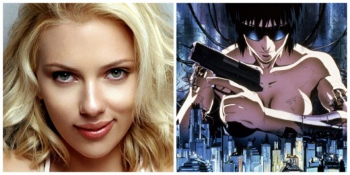 Scarlett Johansson Protagonizara la Película de Ghost in the Shell 1 criticsight
