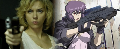 Scarlett Johansson Protagonizara la Película de Ghost in the Shell 2 criticsight