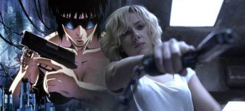Scarlett Johansson Protagonizara la Película de Ghost in the Shell 3 criticsight