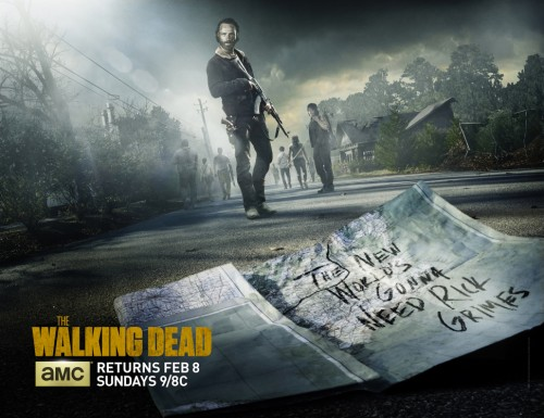 Trailer Promocional del Regreso de la Quinta Temporada de The Walking Dead febrero 2015