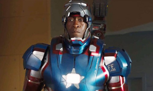 War Machine Aparecerá en Age of Ultron  iron patriot criticsight  2015