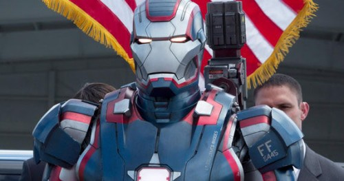 War Machine Aparecerá en Age of Ultron  iron patriot criticsight