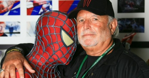 avi arad spiderman producer productor 2015