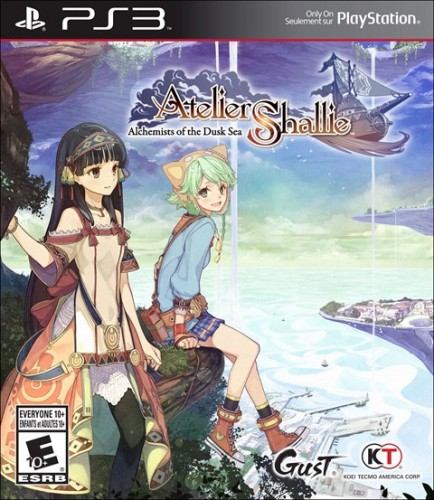 """Atelier Shallie Alchemists of the Dusk Sea"" disponible solo en PS3 criticsight"