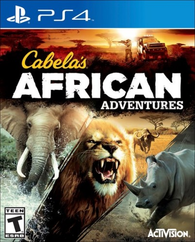 """Cabela´s African Adventures"" disponible en XBOX One y PS4 criticsight"