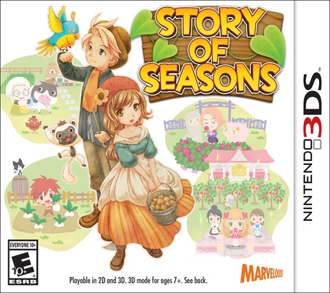 """Story of Season"" disponible solo en 3DS  criticsight"
