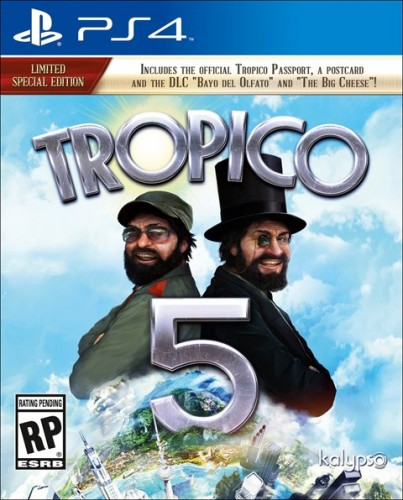 """Tropico 5"" disponible en PS4 criticsight"