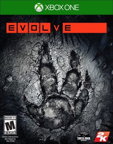 1 Evolve Disponible en PS4 y XBOX One criticsight
