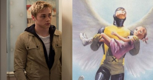 Ben Hardy Sera Angel en X-Men Apocalypse (2015) criticsight 1