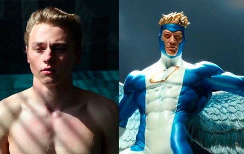Ben Hardy Sera Angel en X-Men Apocalypse (2015) criticsight 2