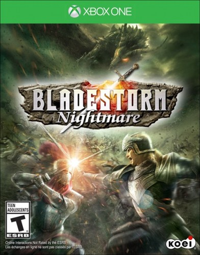 Bladestorm Nightmare disponible en XBOX One y PS4 criticsight
