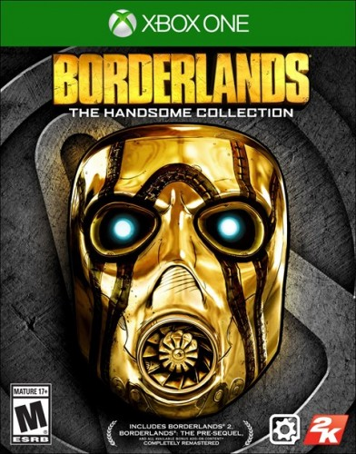 Borderlands The Handsome Collection disponible en PS4 y XBOX One  criticisght