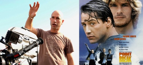 Ericson Core director point break remake criticsight