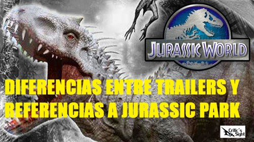 JURASSIC WORLD DIFERENCIAS Y REFERENCIAS 2015 PORTADA CRITICSIGHT